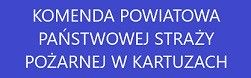 Komenda Powiatowa Państwowej Straży Pożarnej w Kartuzach