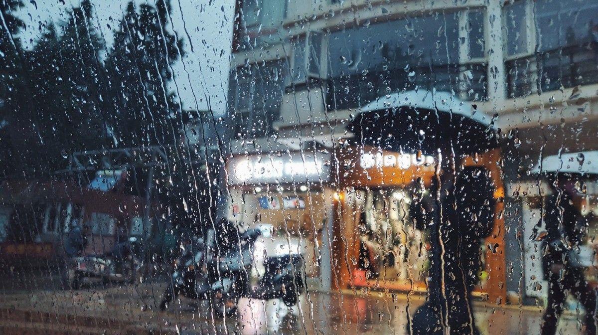 Ostrzeżenie I stopnia - intensywne opady deszczu
